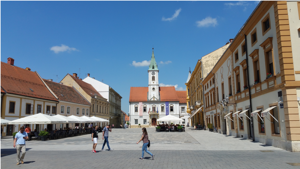 Esieagoesinternational University Of Zagreb Faculty Of Organization And Informatics Foi Varazdin Campus